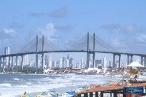 Praia da Redinha - Natal RN - Foto: Elias Medeiros