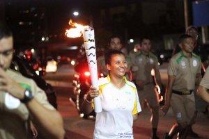 (2) Revezamento Tocha Olimpica Nata_o