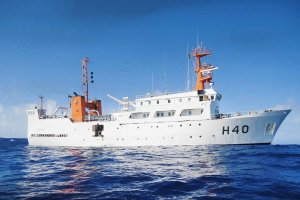 Navio Oceanográfico Antares_foto