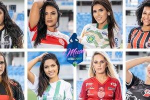 FNF - Musas Campeonato Potiguar 2019 - horizontal - FOTO BRUNO PÔVOA