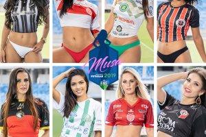 FNF - Musas Campeonato Potiguar 2019 - vertical - FOTO BRUNO PÔVOA