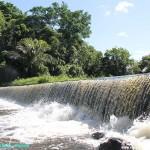 Cachoeira da Usina excelente opção de lazer em Taboquinhas.
