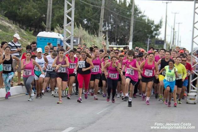 Mini Maratona do Bem comemora sucesso de participantes.