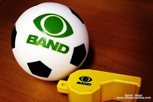Mossoroenses terão Copa em HD pela Band.