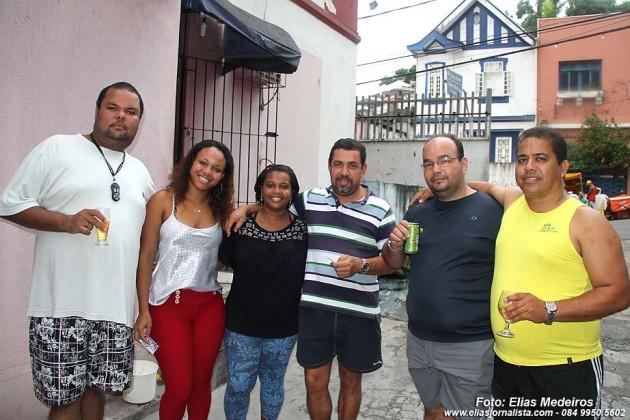 A galera do World Hotel, com Waldir e Eduardo, no apoio a IMPRENSA!  Contato: (71) 2137-4577.