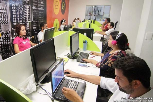 Equipe Maxmeio - 10 anos de competência - Comunicação Digital, Criação, desenvolvimento de sites e sistemas web, no mercado Potiguar. Foto: Canindé Soares