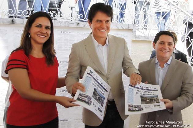 Jornal A República volta a circular após 24 anos de paralização.