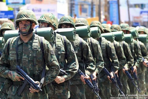 Fuzileiros Navais de todo Brasil comemoram 206 anos de história dia 7 de março..