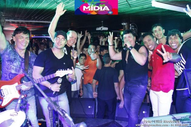 Banda Grafith garante sucesso da 9ª edição do Tô na Mídia .