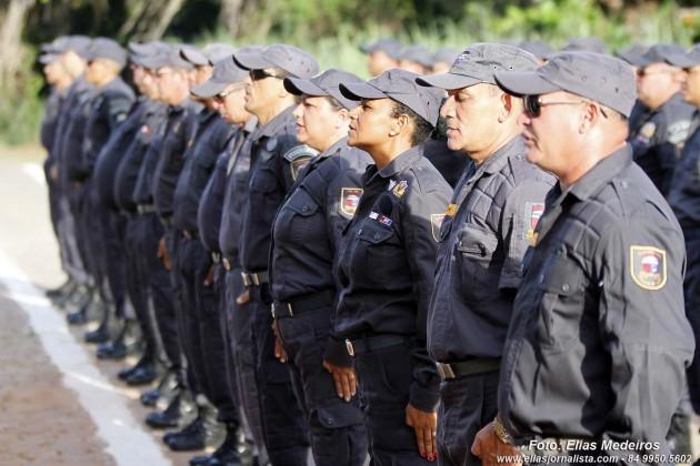 Militares estaduais serão promovidos até o dia 22 de maio com efeito retroativo.