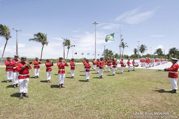 Marinha do Brasil abre concurso para Sargento Músico Fuzileiro Naval