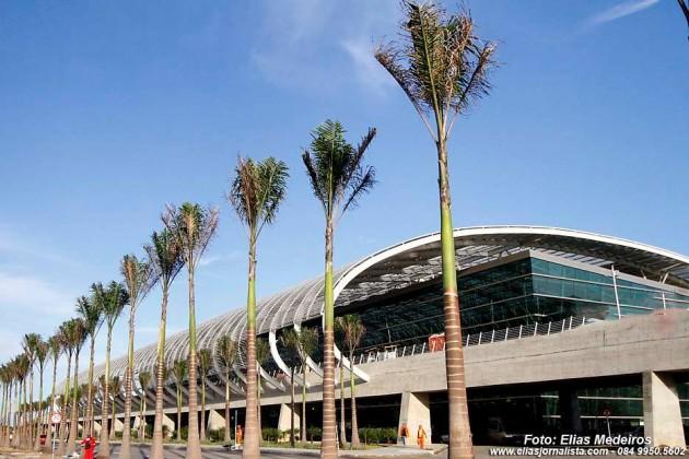 Rio Grande do Norte ganha mais um voo internacional, agora para a Itália.