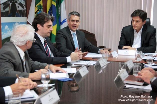 Governo discute com Petrobras renovação do Progás por mais 10 anos. (Foto: Governo discute com Petrobras renovação do Progás por mais 10 anos