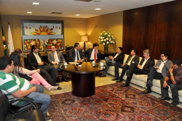 Assembleia Legislativa apoia criação  da União de Vereadores do Estado. (Foto: João Gilberto/ALRN)