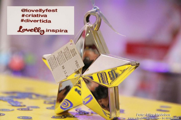 Lovelly Fest - Loja diferenciada de produtos para festas oferece mais de 5 mil itens.