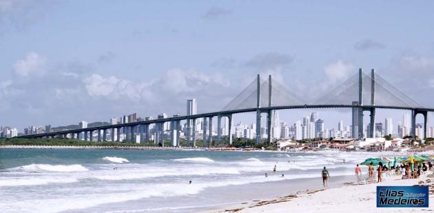 Praia da Redinha - Natal - RN.