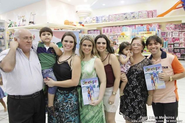 O mercado potiguar acaba de ganhar uma nova revista voltada para o público infantil: revista Serelepe.
