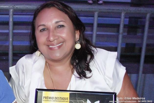 Cleide Gomes, sócia gerente da Dromedunas,