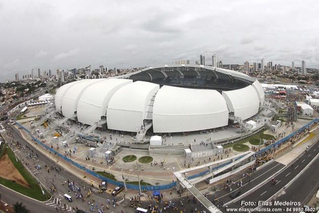 Futebol potiguar em dose dupla:  ABC x Corinthians e América e Vasco será dia 22 de julho.