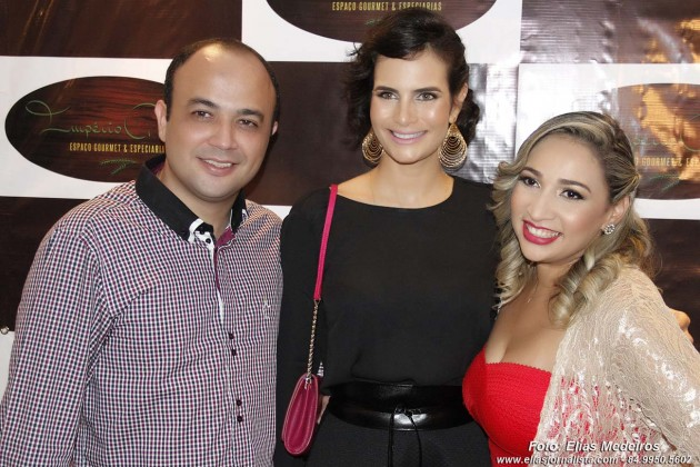 Coquetel reuniu imprensa e convidados ilustres em noite de lançamento do Programa do Bem que retorna a grade da TV Band Natal