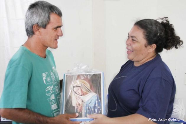 O repórter fotográfico José Aldenir Joinha foi homengeado pela Pascom.