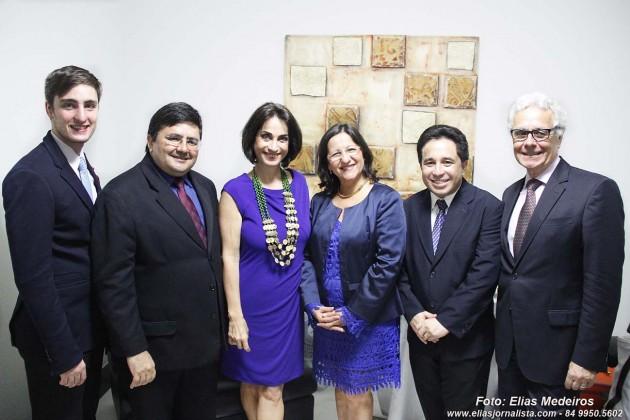 Claudia Matarazzo participa de workshop e lança livro em Natal.