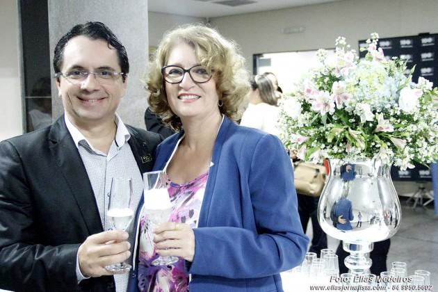 Guilherme Luz do Costa Real foi um dos parceiros do workshop de Cláudia Matarazzo.