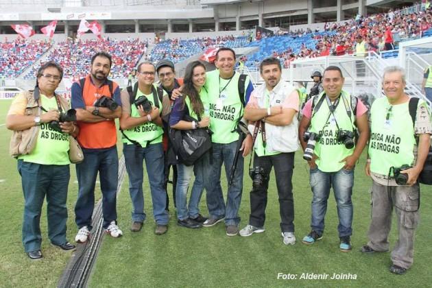 Evaldo Gomes repórter fotográfico - Arena das Dunas