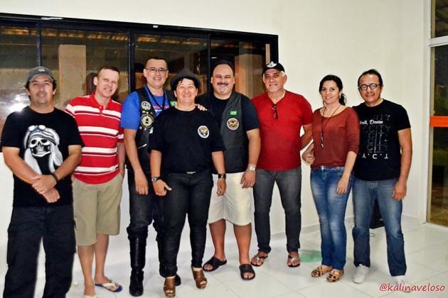 Motociclistas  promovem encontro beneficente para APAE.