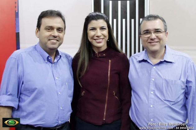 Carlos Eduardo - Augusto Correia Lima - Anna Ruth Dantas -