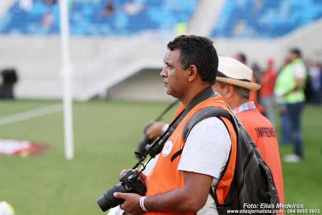 Frankie Marconde - repórter fotográfico