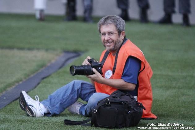 Paulo Francisco - jornalista e Fotógrafo.