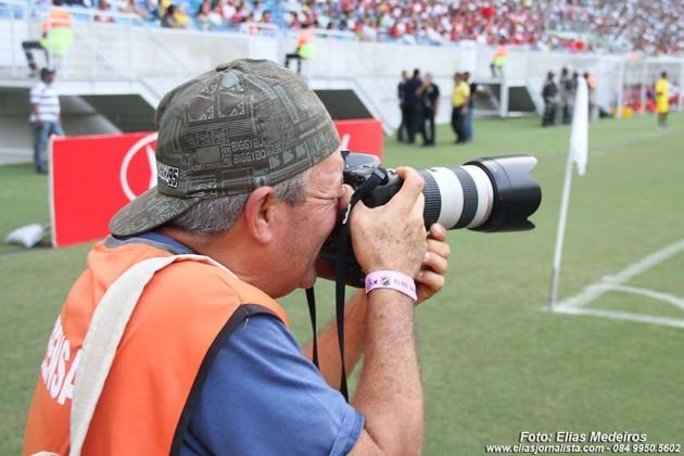 Fernando Pereira - jornalista e repórter fotográfico