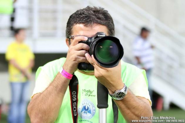 Humberto Sales - Reporter fotográfico