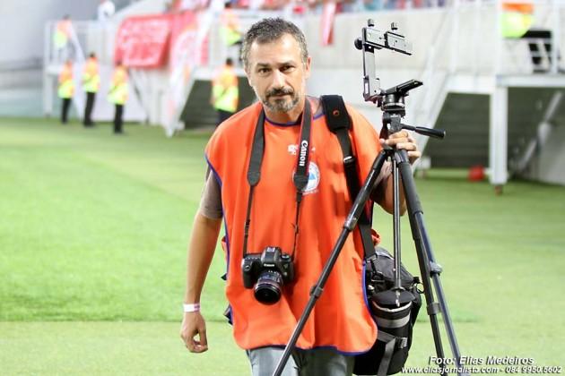 Alex Fernandes - repórter fotográfico