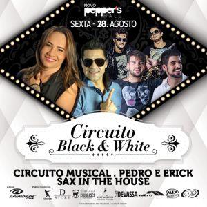 Circuito Musical anima festa amanhã na Pepper's Hall.
