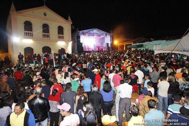 Festival Cultural e Gastronômico de Serra de São Bento - RN.