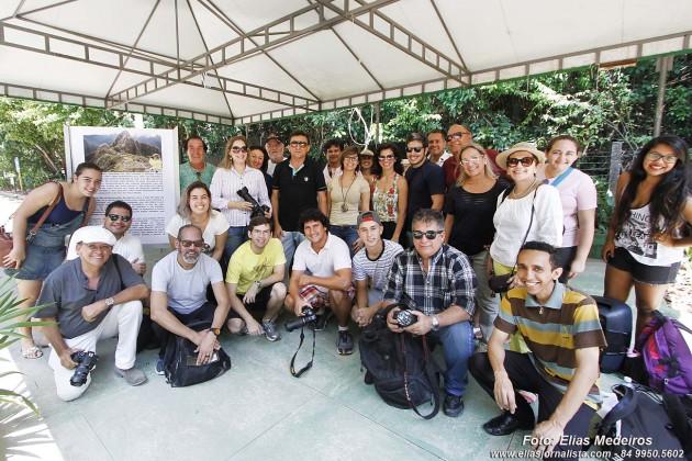 Palestra e exposição abrem comemorações do Dia Mundial da Fotografia