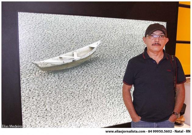 """Sucesso de público, a exposição """"Encantos do Sertão"""", de Canindé Soares na Finger  ."""