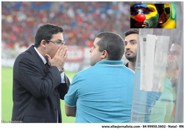 Tá cada vez mais difícil trabalhar na série A do Campeonato Brasileiro de Futebol