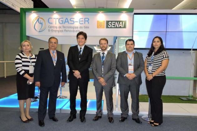 Governador destaca potencial do RN no maior evento de energia eólica da América Latina. (Foto: Ivanízio Ramos).