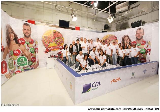 CDL Natal realiza sorteio dos prêmios da Liquida Natal 2015