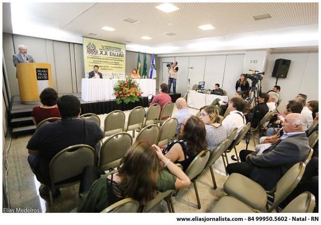 Sindjorce realiza XX Encontro de Jornalistas em Assessoria de Imprensa .