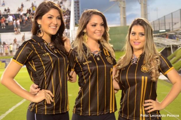 três mais votadas, que foram: Mariana Rocha, Thandara Castro e Aryanne Talita.