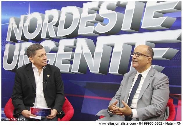 Nordeste Urgente com o vereador Luiz Almir de segunda à sexta-feira as 12h20.