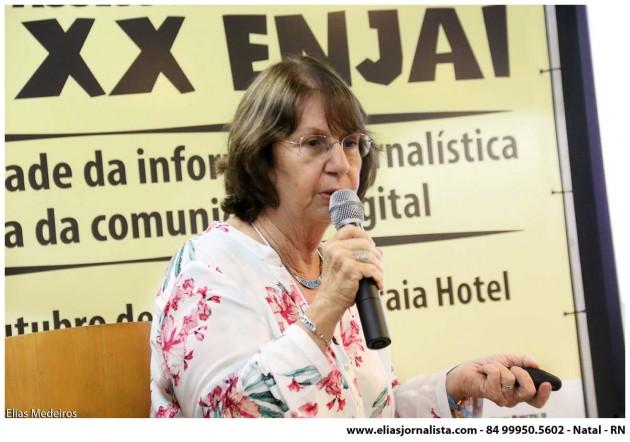 Oficina: Ética e direito à informação nas assessorias de imprensa, com Graça Caldas.