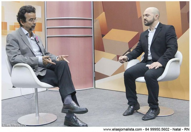 Robson Cidadão entrevistou o deputado estadual Fernando Mineiro (PT).