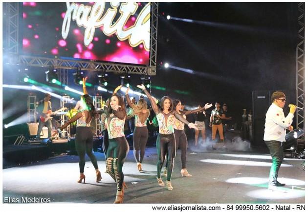Banda Grafith comemora 27 anos com show eletrizante na Shock