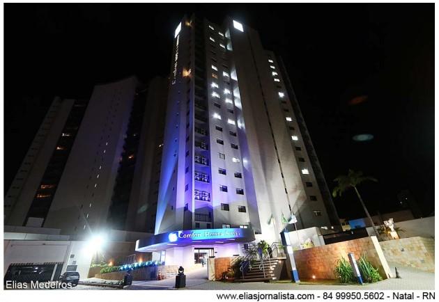 O Comfort Hotel & Suites Natal é o mais novo empreendimento da Atlântica na capital potiguar.