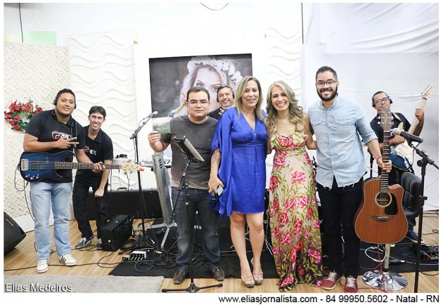 Orquestra Prime participação especial no programa Vida Boa 4 anos.